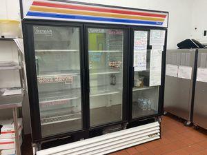 True 3 door fridge for Sale in Virginia Beach, VA
