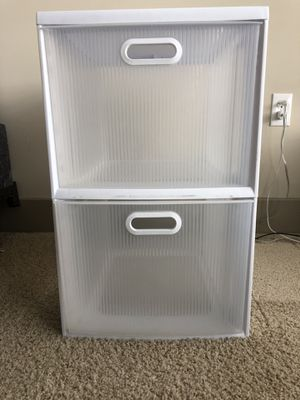 Plastic drawers for Sale in Towson, MD