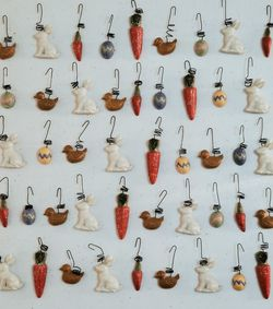 Qty. of (46) Ceramic Easter Ornaments for Sale in Bunker Hill,  WV