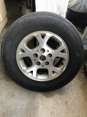 Jeep wheels for Sale in Deptford Township, NJ