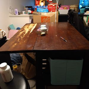 Folding Dining Room Table for Sale in Federal Way, WA
