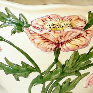 Porcelain China Flower Bowl for Sale in Lancaster, CA