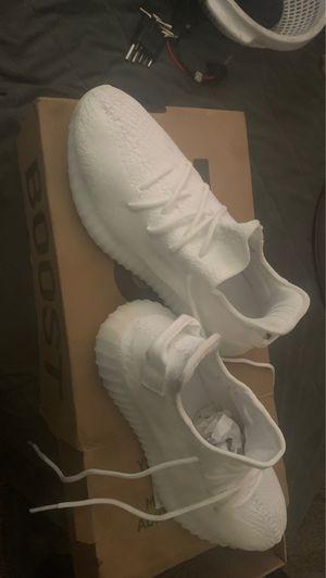 Yeezy boost 350 v2 white for Sale in Modesto, CA