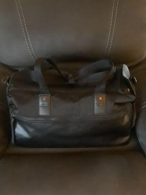 Lululemon black duffle bag/ gym bag for Sale in Clinton Township, MI