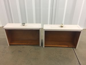 Shabby Chic Drawer Shelves for Sale in New Haven, CT