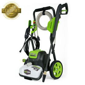 Greenworks 1800-PSI 1.1-Gallon-GPM Cold Water Electric Pressure Washer NEW IN BOX! for Sale in Oklahoma City, OK