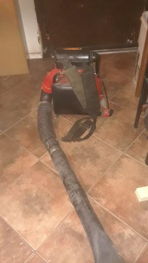 Toro back pac leaf blower for Sale in Dallas, TX