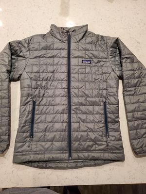 NEW Patagonia Nano Puff Jacket - Cave Grey for Sale in Seattle, WA