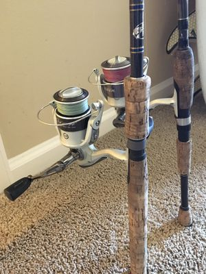 Fishing combos for Sale in Lake Worth, FL