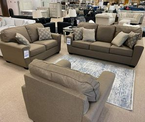 Calicho Cashmere living room set ( sofa and loveseat ) for Sale in Houston,  TX