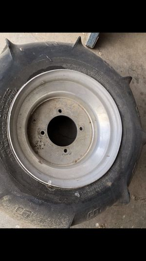 Paddle tires and rims for Sale in Phoenix, AZ