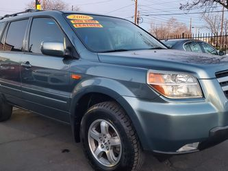 2006 HONDA PILOT EXL FULLY LOADED AND RUNS EXCELLENT for Sale in Modesto,  CA