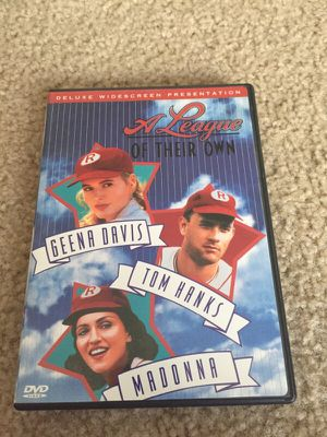 A League of Their Own DVD for Sale in Alexandria, VA
