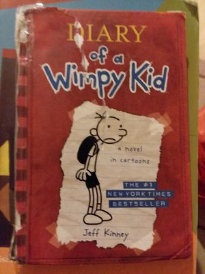 Diary of a wimpy kid for Sale in Chula Vista, CA
