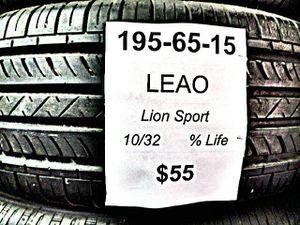195 65 15 Used Tire for Sale in San Bernardino, CA