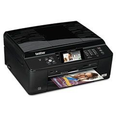 Brother MFC-J825DW Up to 35 ppm Black Print Speed 6000 x 1200 dpi Color Print Quality Wireless InkJe for Sale in Inman, SC