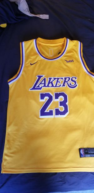 info for 48086 248bd New and Used Lakers jersey for Sale in San Fernando, CA ...