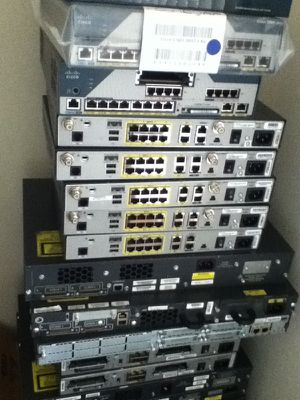 Cisco lap routers and switches for Sale in Silver Spring, MD