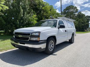 2006 Chevy Silverado utility truck 89,000 miles for Sale in St.Petersburg, FL