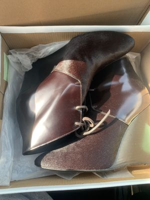 Burberry ankle wedges for Sale in Greenbrier, TN