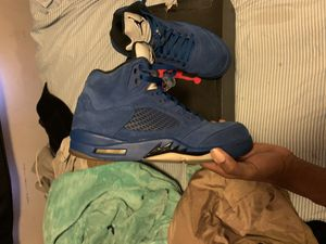 Suede blue 5s for Sale in St. Louis, MO