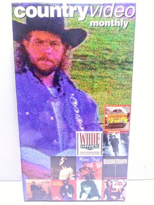 Country Video Monthly VHS for Sale in Garland, TX