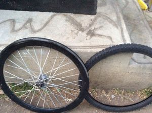 3# Bike Tires for Sale in Los Angeles, CA
