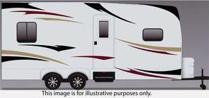 (((Decal only))) RV Trailer Hauler Camper Motor-home Large Decals for Sale in Chandler, AZ