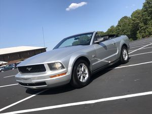 2009 Ford Mustang Convertible for Sale in McDonough, GA