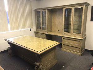 Desk/ Wall Unit for sale for Sale in Santa Ana, CA