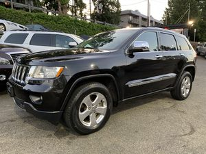 2013 Jeep Grand Cherokee Limited for Sale in Bothell, WA