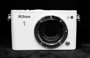 Nikon 1 J3, plus 3 lens and accessories for Sale in Westland, MI