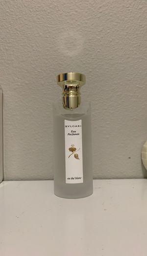 BVLGARI Eau Parfumee AU THE BLANC 75ml 2.5oz for Sale in Carnation, WA