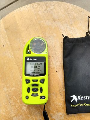Kestrel Environment Meter for Sale in Chapin, SC