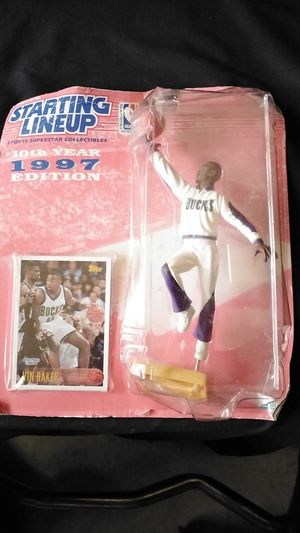 10th year 1997 Vin Baker Action Figure for Sale in Lynwood, CA