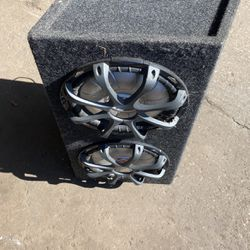 Subs 12 Inch Car speakers for Sale in Cleveland,  OH