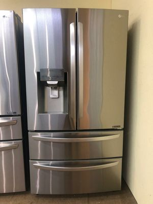 Lg smart french door Refrigerator for Sale in Phoenix, AZ