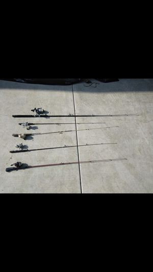 Fishing Rods for Sale in Fullerton, CA