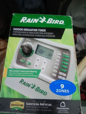 Rain Byrd indoor irrigation timer for Sale in Fort Worth, TX