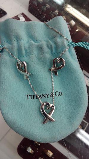 Tiffany & CO Earrings/Bracelet for Sale in Dallas, TX
