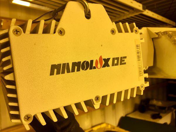 Grow lights - Nanolux