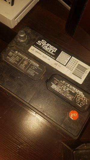 SUPER START BATTERY for Sale in Murfreesboro, TN