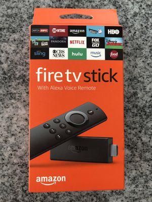 Amazon Fire TV stick for Sale in Miami, FL