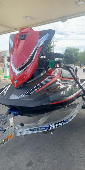 2016 Yamaha vxr jet ski for Sale in Aurora, IL