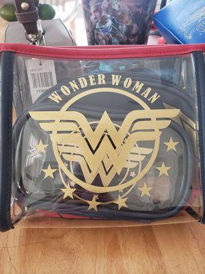Wonder Woman Cosmetic bag set for Sale in Riverside, CA