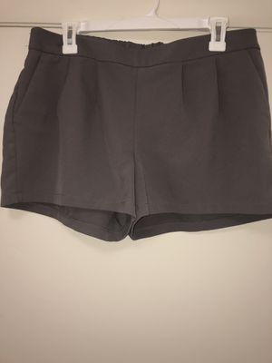 Mossimo | Mesh Grey/Tan Shorts | Size L for Sale in Raleigh, NC