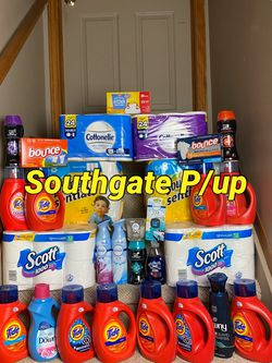 Tide Bundle 29 Items Included for Sale in Southgate,  MI