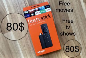 Amazon fire tv stick for Sale in Lodi, CA