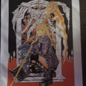 death Note Poster for Sale in Dallas, TX