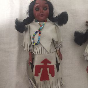 Collectibles - Carlson Dolls Native American for Sale in Brentwood, MD